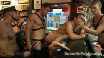 bound in public gay porn free lesbian pussy grinding porn
